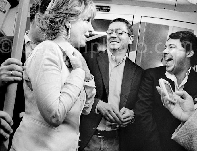 4 en raya: Gallardón, Esperanza Aguirre, Ignacio González y López Viejo