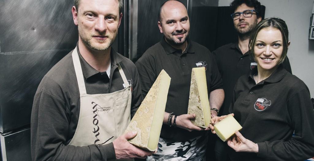 #AntonyEnLakasa La ceremonia del queso