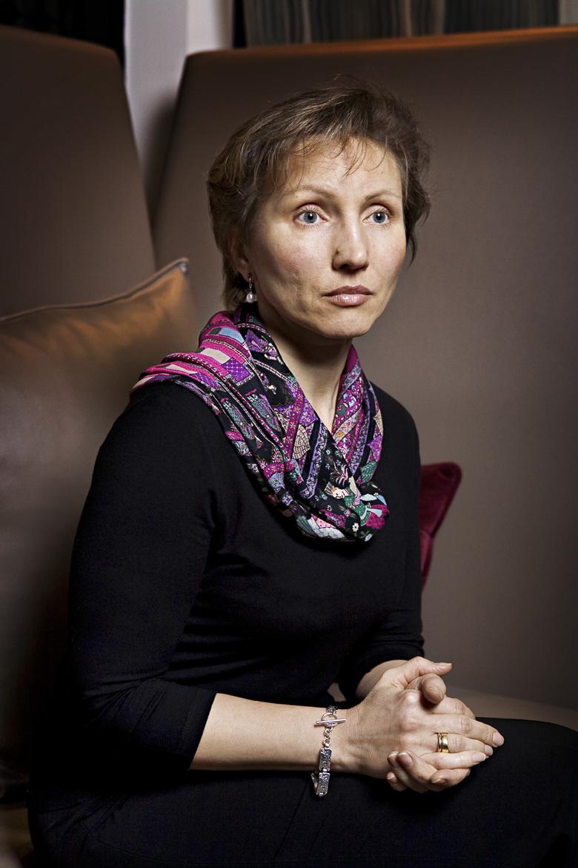 Marina Litvinenko El Pais Semanal dansanphoto