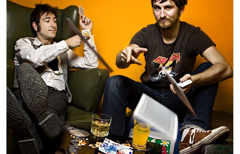 Muchachito Bombo Infierno & Raúl Arévalo