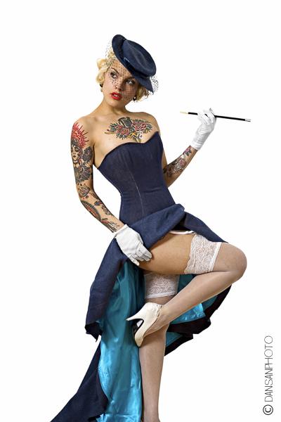 Vinila Von Bismark dansanphoto