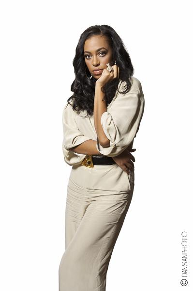 SOLANGE Knowles dansanphoto Beyonce