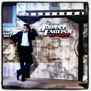Johnny English Mr Bean Universal Pictures dansanphoto