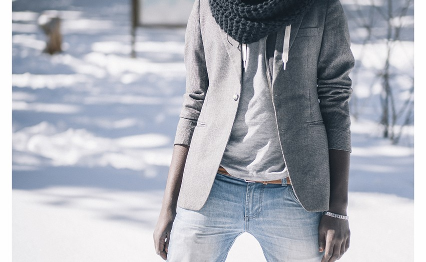 Lamine Thior #snow #fashion