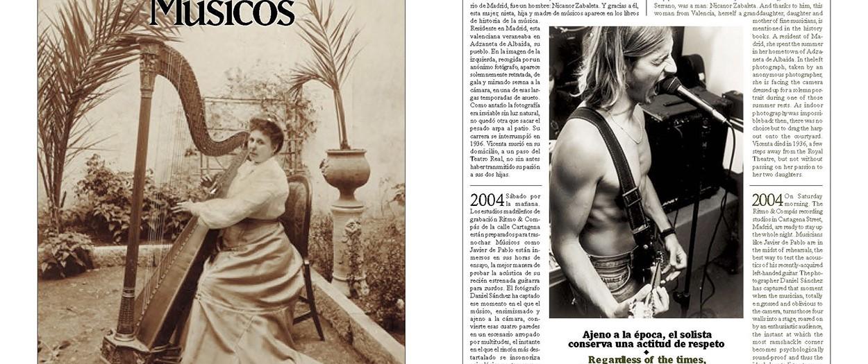 Músicos | Paradores de España